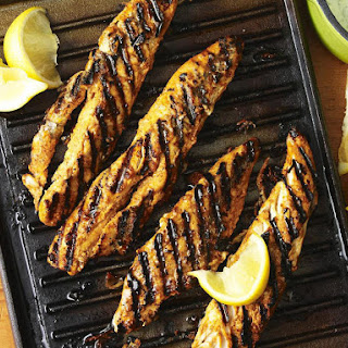 Tandoori Fish.