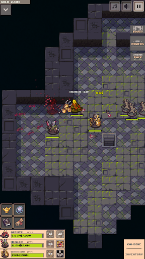 Idle Sword 2: Incremental Dungeon Crawling RPG - screenshot
