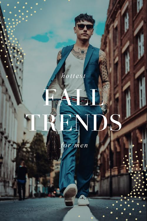 Fall Trends - Pinterest Pin Template