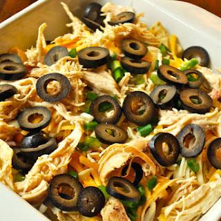 Shredded Chicken Nachos Recipes.