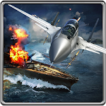 Strike Jet Fighter War Icon