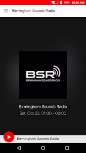 Birmingham Sounds Radio- screenshot thumbnail