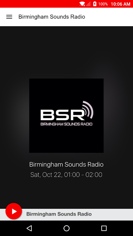 Birmingham Sounds Radio- screenshot