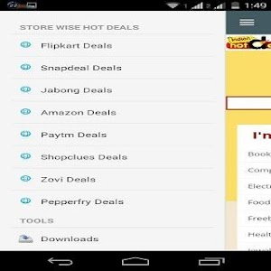 Indian Hot Deals screenshot 1