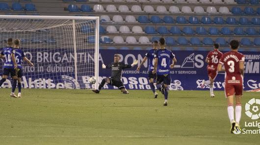 Silva, Martos y Lazo acaban con el sueño del ascenso directo