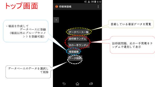 将棋単語帳~自分のためだけの詰将棋データベース~ver1.0