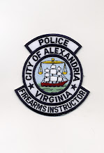 Photo: Alexandria Police, Firearms Instructor