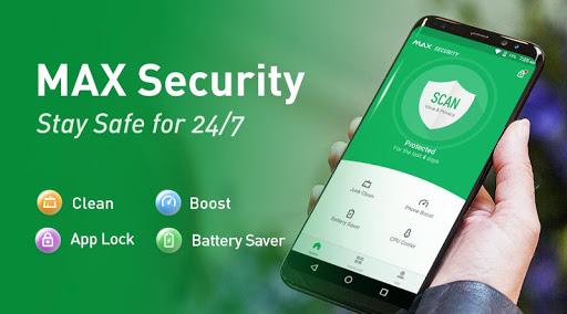 Virus Cleaner: Antivirus, Cleaner (MAX Security) 1.3.7 screenshots 1