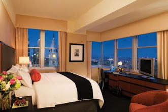 Photo: A luxury Philadelphia hotel with contemporary décor and personalized service, Loews Philadelphia Hotel is perfectly situated for guests to enjoy everything the City of Brotherly Love has to offer.
