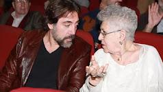 Pilar Bardem, en una imagen de archivo junto a su hijo Javier.