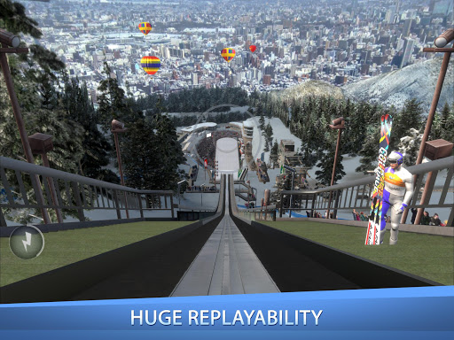 Ski Jumping Pro 1.7.5 12