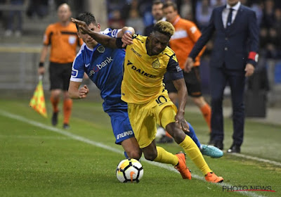 Diaby (ex-Club Brugge) kon nooit overtuigen bij Sporting Lissabon en mag al vertrekken
