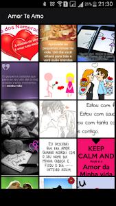 Amor Te Amo screenshot 1