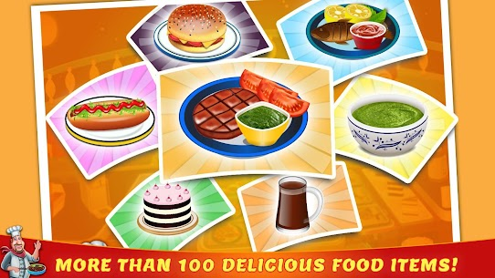 Cooking Max – Mad Chef's Restaurant Games 5