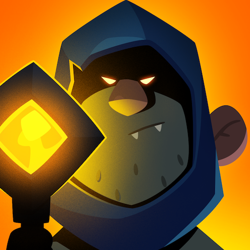 Almost a Hero - Idle RPG 🎃 Icon
