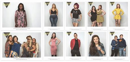 Photo: 4.11.15 #ThisDoesNotMeanYes photoshoot in London, UK