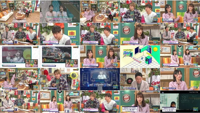 200306 (720p) SSTV ライブを100倍楽しむ LIVE YEAH!!! (佐々木久美 金村美玖)