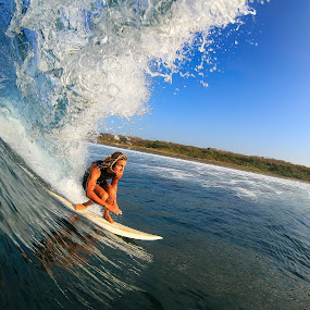 Alex Knost 1 by Trevor Murphy - Sports & Fitness Surfing ( other keywords, alex knost, surfing, tmurphyphotography, events, costa rica, places, people )