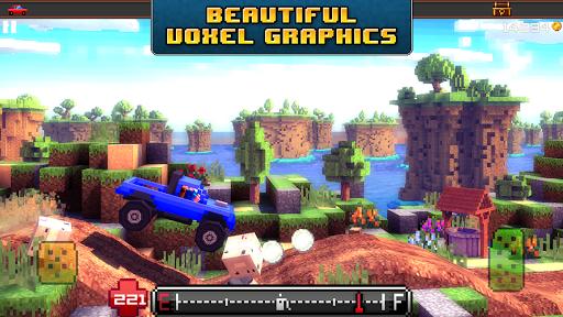 Blocky Roads 1.3.7 screenshots 9