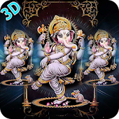 3D God HD Live Wallpapers
