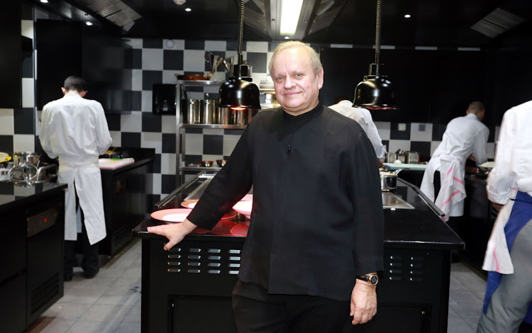The world's most-starred Michelin chef, Joël Robuchon has died at 73, a French government spokesman said on August 6, 2018.