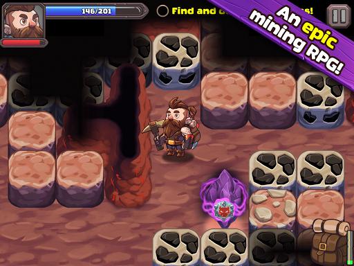 Mine Quest 2 - Mining RPG 2.2.5 screenshots 6