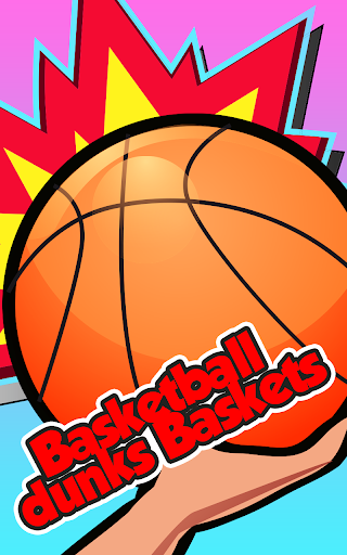 Basketball Dunks Baskets