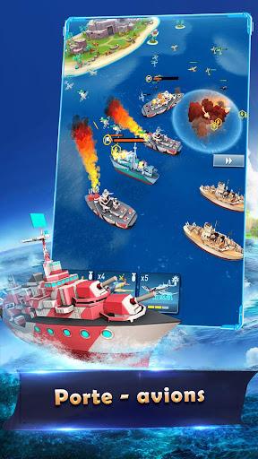 Bataille Navale2:empire de navire de guerre épique  captures d'écran 2