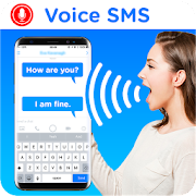 Voice Message Sender: write sms by voice