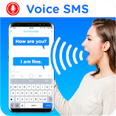 Voice Message Sender: write sms by voice