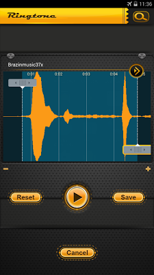 Ringtone Maker Pro - screenshot