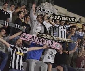 La Juventus prospecte en Premier League