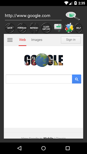 Ultimate Droid Browser