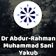 Download Dr Abdur-Rahman Muhammad Sani Yakubu dawahbox For PC Windows and Mac