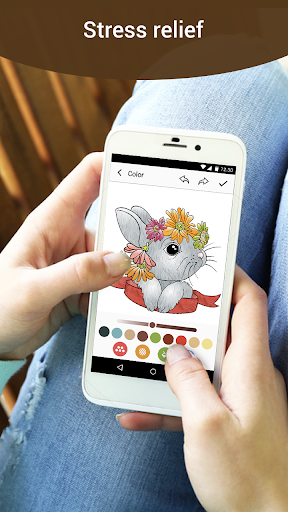 Coloring Fun 2019: Free Coloring Pages & Art games android2mod screenshots 1
