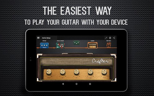 Guitar Amp & Effects - deplike- screenshot thumbnail
