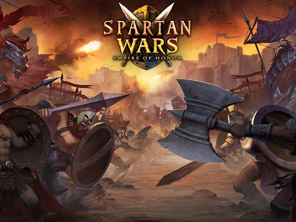 Spartan Wars for Tango- screenshot