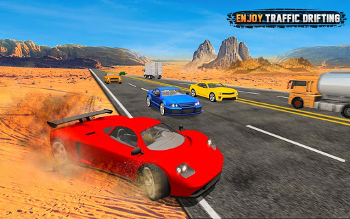 City Highway Traffic Racer - 3D Car Racing apktram screenshots 4