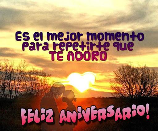 Frases de Feliz Aniversario Amor 1.3 Paidproapk.com 1