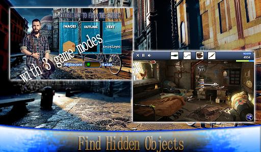 Hidden Object - The Messenger