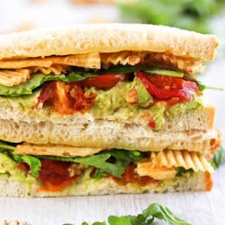 Epic Avocado Sandwich.