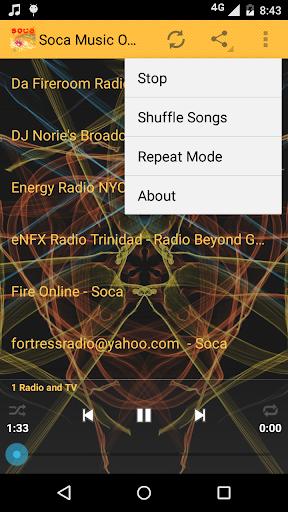 Soca Music ONLINE Apk Download 15