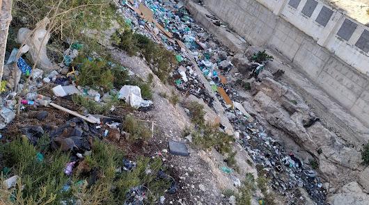 El Barranco del Caballar se limpiará durante un mes