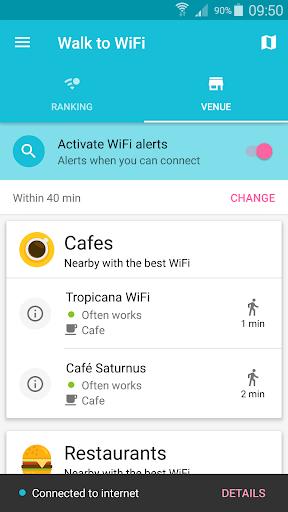 Instabridge - Free WiFi screenshot 4