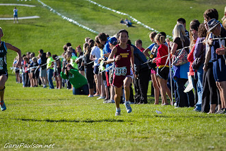Photo: Girls Varsity - Division 1 44th Annual Richland Cross Country Invitational  Buy Photo: http://photos.garypaulson.net/p268285581/e460e2a42