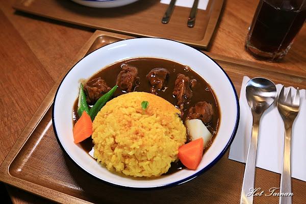 日札風格小店,在日劇場景來份超限量的咖哩飯吧:大人味日•印珈哩