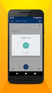 Write SMS by voice 3.3.3-rc1 Mod APK Latest Version 2