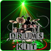 Drum Kit Bateria Musical