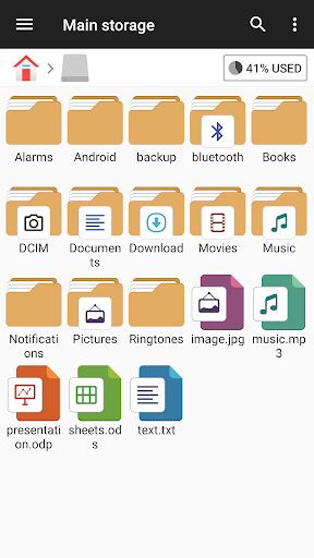 File Manager 2.5.0 Screenshots 3