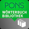 PONS Dictionary Library - Offline Translator icon